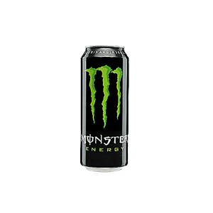 MONSTER ENERGY DRINK GREEN 50 CL