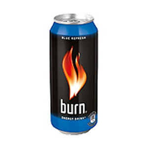 ENERGY BURN ZERO BLUE REFRESH   50 CL.