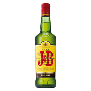 WHISKY JB 5 AÑOS BOT.  70 CL