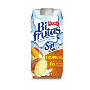 BIFRUTAS PASCUAL TROPICAL S/A 33CL.