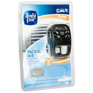DIFUSOR AMBIPUR CAR PLUS PACIFIC AIR SLG